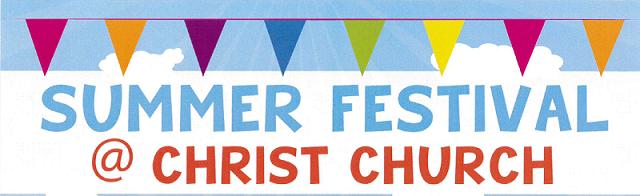 Summer Festival @ Christ Church 2014